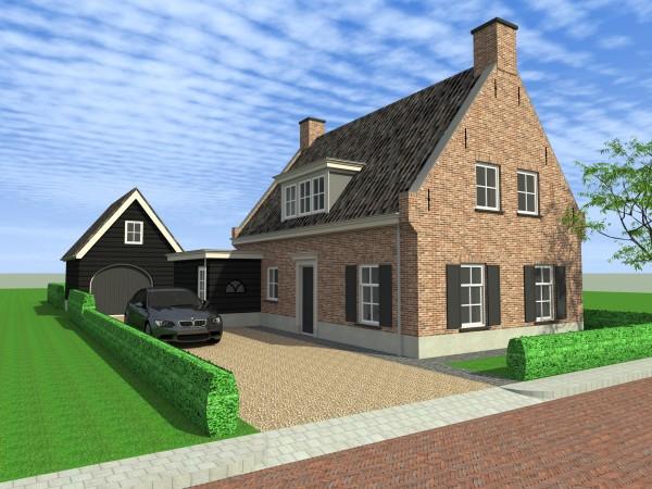 Vlaamse woning met eigentijds comfort
